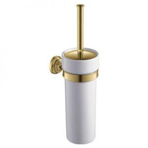 Vıctorıan Tuvalet Fırçalığı (Altın)